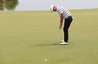 /fost/ sinks a birdie on the 16th during Round Three of the 2015 Alstom Open de France, played at Le Golf National, Saint-Quentin-En-Yvelines, Paris, France. /04/07/2015/. Picture: Golffile | David Lloyd<br /> <br /> All photos usage must carry mandatory copyright credit (© Golffile | David Lloyd)