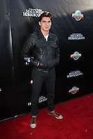 Zane Holtz<br /> Universal Studio's Halloween Horror Nights 2014 Eyegore Award, Universal Studios, Universal City, CA 09-19-14<br /> David Edwards/DailyCeleb.com 818-249-4998