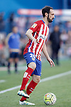 Atletico de Madrid's Juanfran Torres during La Liga match. April 30,2016. (ALTERPHOTOS/Acero)