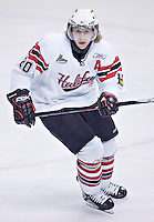 Halifax Mooseheads Jakub Voracek in QMJHL (LHJMQ) action at Le Colise Pepsi in Quebec City against the Quebec Remparts. The Remparts won 9-2