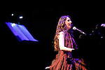 The Portuguese singer Dulce Pontes in concert. July 29,2013. (ALTERPHOTOS/Acero)