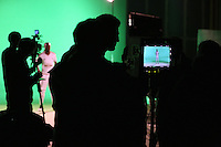Pictured: Marvin Emnes 01 April 2015<br />