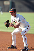 Luke Anders - San Francisco Giants 2009 Instructional League .Photo by:  Bill Mitchell/Four Seam Images..