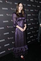 LOS ANGELES - NOV 4:  Zoe Kazan at the Hamilton Behind the Camera Awards at the Exchange LA on November 4, 2018 in Los Angeles, CA