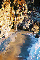 Photo of McWay Falls on Big Sur Coastline California