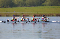 Race: 15  Event: WJ14 4x+  Time Trial<br /> <br /> Junior Sculling Regatta 2018<br /> <br /> To purchase this photo, or to see pricing information for Prints and Downloads, click the blue 'Add to Cart' button at the top-right of the page.