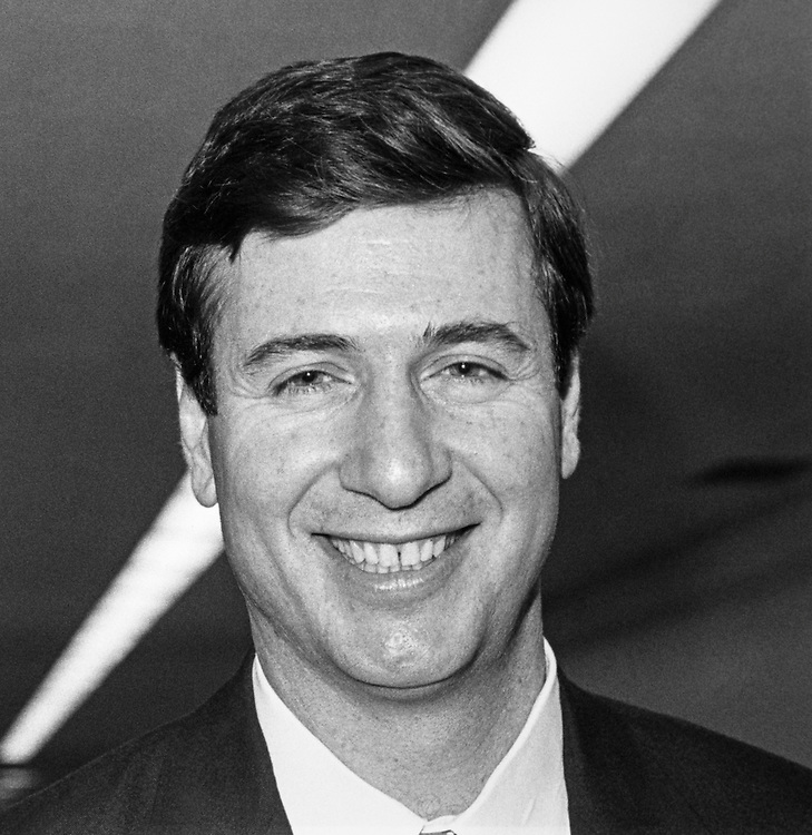 Rep. George Allen, R-Va. February 3, 1992. (Photo by Chris Ayers/CQ Roll Call)