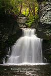 Adams Falls, Delaware Water Gap National Recreation Area, PA