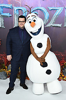 UK: Frozen 2 European premiere
