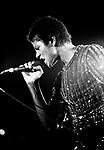 Michael Jackson 1981 The Jacksons.© Chris Walter.