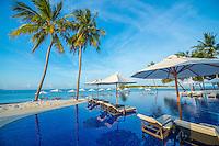 Conrad Hilton swimming pool