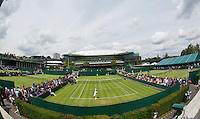 25-06-12, England, London, Tennis , Wimbledon,