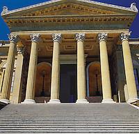 Palermo, Massimo theatre.<br /> Palermo teatro Massimo.