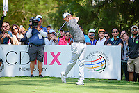 Rory McIlroy (IRL) watches his tee shot on 6 during round 4 of the World Golf Championships, Mexico, Club De Golf Chapultepec, Mexico City, Mexico. 3/5/2017.<br /> Picture: Golffile | Ken Murray<br /> <br /> <br /> All photo usage must carry mandatory copyright credit (&copy; Golffile | Ken Murray)