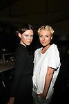 Models Backstage at Zang Toi Spring 2014 Fashion Show Held During Mercedes Benz Fashion Week NY