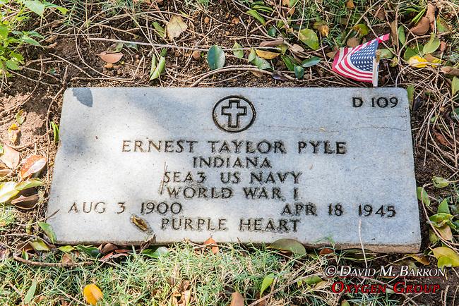 Ernest Taylor Pyle World War 1