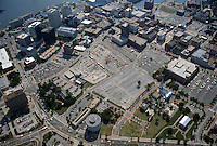 1996 May..Redevelopment..Macarthur Center.Downtown North (R-8)..LOOKING SOUTHWEST.ST PAULS AT BOTTOM...NEG#.NRHA#..