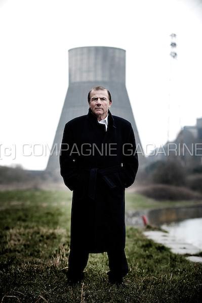 Belgian football coach Mario Notaro (Belgium, 03/04/2013)