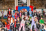 Kilflynn Halloween Party : The children who took part in the Kilflynn Community Together Halloween Party at the community Centre on Saturday night last.