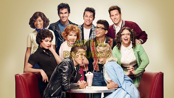 Grease Live! (2016)<br /> Vanessa Hudgens, Keke Palmer, Julianne Hough, Aaron Tveit, Carly Rae Jepsen, David Del Rio, Kether Donohue, Carlos Penavega, Jordan Fisher &amp; Andrew Call<br /> *Filmstill - Editorial Use Only*<br /> CAP/KFS<br /> Image supplied by Capital Pictures
