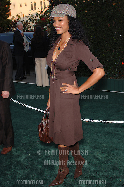 Actress GARCELLE BEAUVAIS-NILON at the 15th Annual Environmental Media Awards in Los Angeles..October 19, 2005 Los Angeles, CA..© 2005 Paul Smith / Featureflash