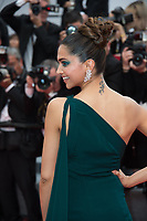 Deepika Padukone at the premiere for &quot;Loveless&quot; at the 70th Festival de Cannes, Cannes, France. 18 May  2017<br /> Picture: Paul Smith/Featureflash/SilverHub 0208 004 5359 sales@silverhubmedia.com