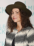 HOLLYWOOD, CA - OCTOBER 21: Actress Minnie Driver arrives at the premiere of Broad Green Pictures' 'I Smile Back' at ArcLight Cinemas on October 21, 2015 in Hollywood, California.