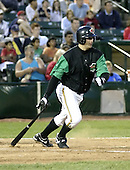 July 17, 2004:  Michael Ryan of the Rochester Red Wings, Triple-A International League affiliate of the Minnesota Twins, during a game at Frontier Field in Rochester, NY.  Photo by:  Mike Janes/Four Seam Images