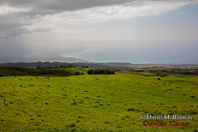Scenic Along Hawi To Waimea Route