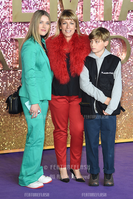 LONDON, UK. October 23, 2018: Fay Ripley at the world premiere of &quot;Bohemian Rhapsody&quot; at Wembley Arena, London.<br /> Picture: Steve Vas/Featureflash