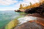 Autumn at Paradise, Lake Superior