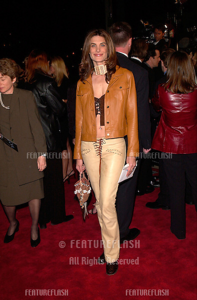 Actress HILARY SHEPARD at the Los Angeles premiere of Thirteen Days..19DEC2000.  © Paul Smith/Featureflash