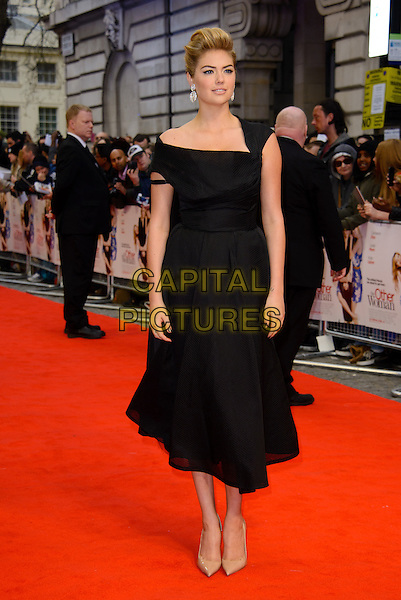LONDON, ENGLAND - APRIL 02: Kate Upton attends The UK Gala Screening of 'The Other Women' at Curzon Mayfair on April 02, 2014 in London, England. <br /> CAP/CJ<br /> &copy;Chris Joseph/Capital Pictures