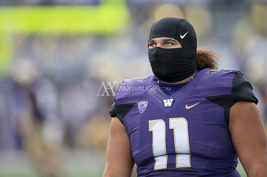 I didn't think it was that cold.  Elijah Qualls begs to differ.
