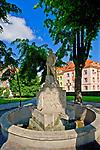 Fontanna Kopaczy, Złotoryja, Polska<br /> Kopaczy fountain in Złotoryja, Poland