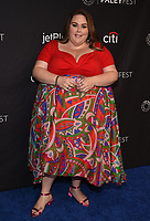 """HOLLYWOOD, CA - MARCH 24: Chrissy Metz attends PaleyFest 2019 for 20th Century Fox Television's """"This is Us"""" at the Dolby Theatre on March 24, 2019 in Hollywood, California. (Photo by Frank Micelotta/20th Century Fox Television/PictureGroup)"""