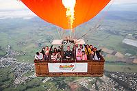 20150120 January 20 Hot Air Balloon Gold Coast