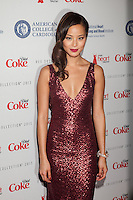 NEW YORK, NY - FEBRUARY 6: Jamie Chung  in David Meister attends The Heart Truth Red Dress Collection 2013 Fashion Show on February 6, 2013 in New York City. © Diego Corredor/MediaPunch Inc. ... /NortePhoto