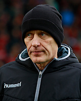 Christian STREICH, Trainer SCF, , Fussball, 1. Bundesliga  2017/2018<br /> <br />  <br /> Football: Germany, 1. Bundesliga, SC Freiburg vs Bayer 04 Leverkusen, Freiburg, 03.02.2018 *** Local Caption *** © pixathlon<br /> Contact: +49-40-22 63 02 60 , info@pixathlon.de