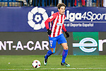 "Atletico de Madrid's Alessio Cerci  during the match of ""Copa del Rey"" between Atletico de Madrid and Gijuelo CF at Vicente Calderon Stadium in Madrid, Spain. december 20, 2016. (ALTERPHOTOS/Rodrigo Jimenez)"