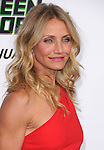 Cameron Diaz attends the Columbia Pictures' Premiere of The Green Hornet held at The Grauman's Chinese Theatre in Hollywood, California on January 10,2011                                                                               © 2010 DVS / Hollywood Press Agency