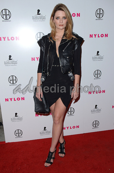 09 February  - Hollywood, Ca - Mischa Barton. Arrivals for the NYLON Magazine Pre-Grammy Party held at No Vacancy. Photo Credit: Birdie Thompson/AdMedia