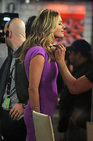NEW YORK, NY November 18: Rebecca Romijn at Today Show  to talk about the new season of the Librarians in New York City.November 18, 2016. Credit:RW/MediaPunch