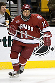 Jon Pelle (Harvard University - West Islip, NY) - The Boston College Eagles defeated the Harvard University Crimson 3-1 in the first round of the 2007 Beanpot Tournament on Monday, February 5, 2007, at the TD Banknorth Garden in Boston, Massachusetts.  The first Beanpot Tournament was played in December 1952 with the scheduling moved to the first two Mondays of February in its sixth year.  The tournament is played between Boston College, Boston University, Harvard University and Northeastern University with the first round matchups alternating each year.