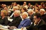 9.11.2016 BERLIN. Fachgespräch Staat, Kirchen, Religionen: Religiöse Vielfalt in Deutschland – Bereicherung oder Herausforderung?<br /><br />Podium (v.l.): Prof. Dr. Bekim Agai, Düzen Tekkal, Prof. Dr. Christoph Markschies, Ahmad Mansour, Cemile Giousouf MdB, Daniel Botmann, Prälat Dr. Karl Jüsten, Prof. Dr. Christian Hillgruber, Dr. Franz Josef Jung MdB (Photo by Gregor Zielke)