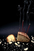 Briciole di pane. Crumbs of bread...