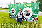 Pictured at the Duagh parish festival on Saturday was L-R: Seanan O' Caoimh, Eoin Shannahan, Dillon Breen, Duagh.