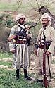 Iraq 1963 .Right, Lukman Barzani with a peshmerga.Irak 1963.A droite, Lukman Barzani avec un peshmerga