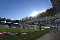 A general view of the Ricoh Arena the home of Coventry City Football ClubPhotographer Mick Walker/CameraSportThe EFL Sky Bet League One - Coventry City v Fleetwood Town - Tuesday 12th March 2019 - Ricoh Arena - CoventryWorld Copyright © 2019 CameraSport. All rights reserved. 43 Linden Ave. Countesthorpe. Leicester. England. LE8 5PG - Tel: +44 (0) 116 277 4147 - admin@camerasport.com - www.camerasport.com