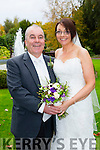 Margaret Hanafin, Tralee, daughter of Joe and Josie Hanafin, and John Quirke, Fenit, son of James and Anne Quirke were married at a Humanist Ceremony by Norma McElligott on Saturday 10th October 2015 at Ballygarry House Hotel with a reception after